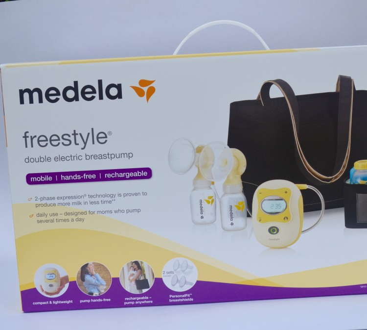 Medela FreeStyle Pump- My Life Well Loved
