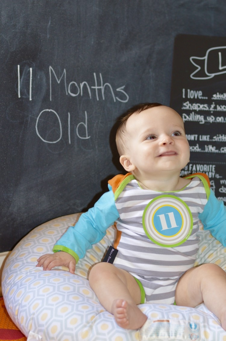 My Life Well Loved: Leyton is 11 months old