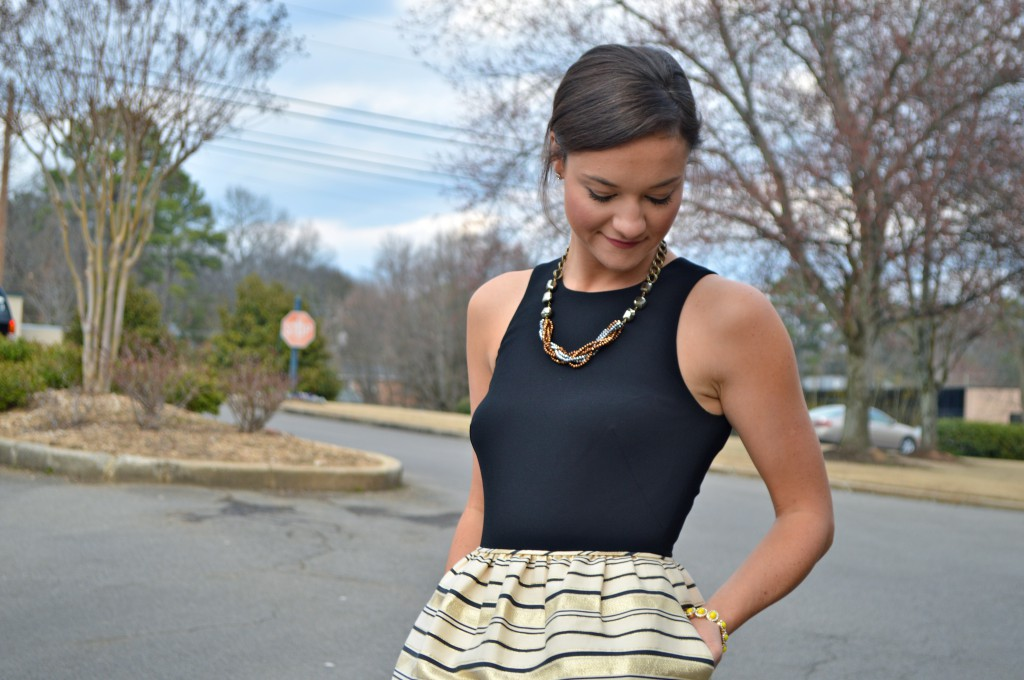 J Crew Gold Dress My Life Well Loved
