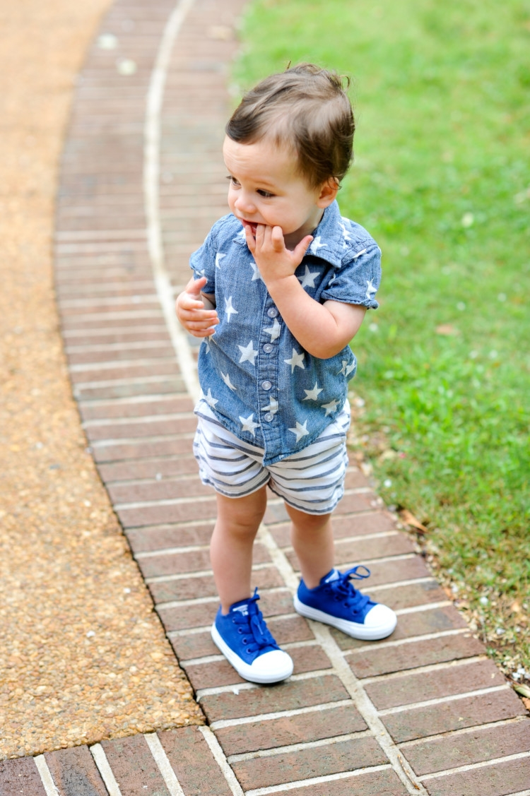 fall Mom Friendly Fall Outfit Ideas // mom fashion from Heather of MyLifeWellLoved.com // mom and baby boy fashion