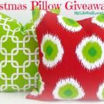 Elemeno Pillows Giveaway