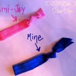 DIY Emi Jay Hair Tie