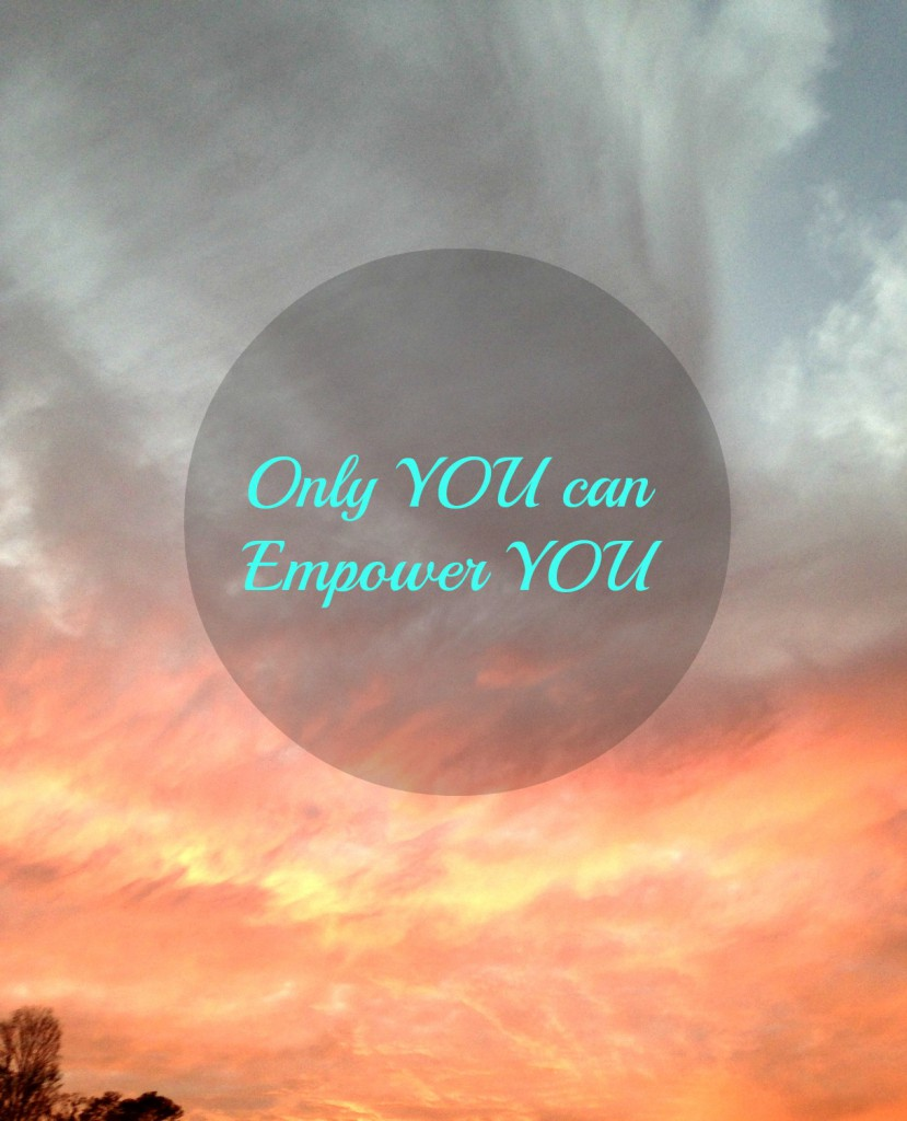 Empower quote - How to Be Thankful for Something You Normally Hate by Alabama lifestyle blogger My Life Well Loved