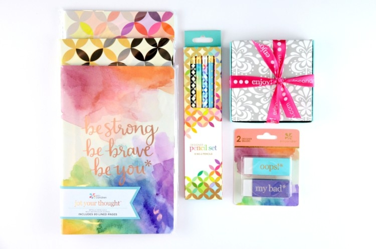 Erin Condren Giveaway on My Life Well Loved for Baby Gift Guide