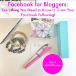 Facebook for Bloggers: The Basics
