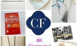 6k Instagram Giveaway