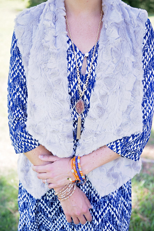Auburn Game Day Look | My Life Well Loved
