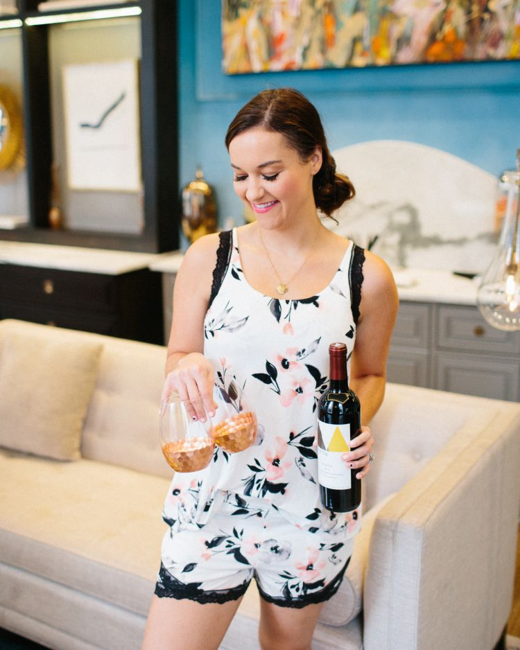 Sharing the importance of female friendships with 25+ girls night ideas and ways to invest in your girlfriends by Alabama life + style blogger Heather Brown at My Life Well Loved // #friendships #girlfriends #galentines #winenight #girlsnightin