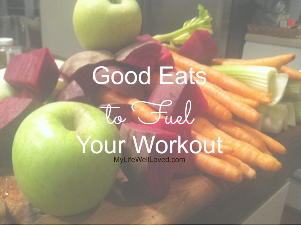 Best Post Workout Snacks from My Life Well Loved