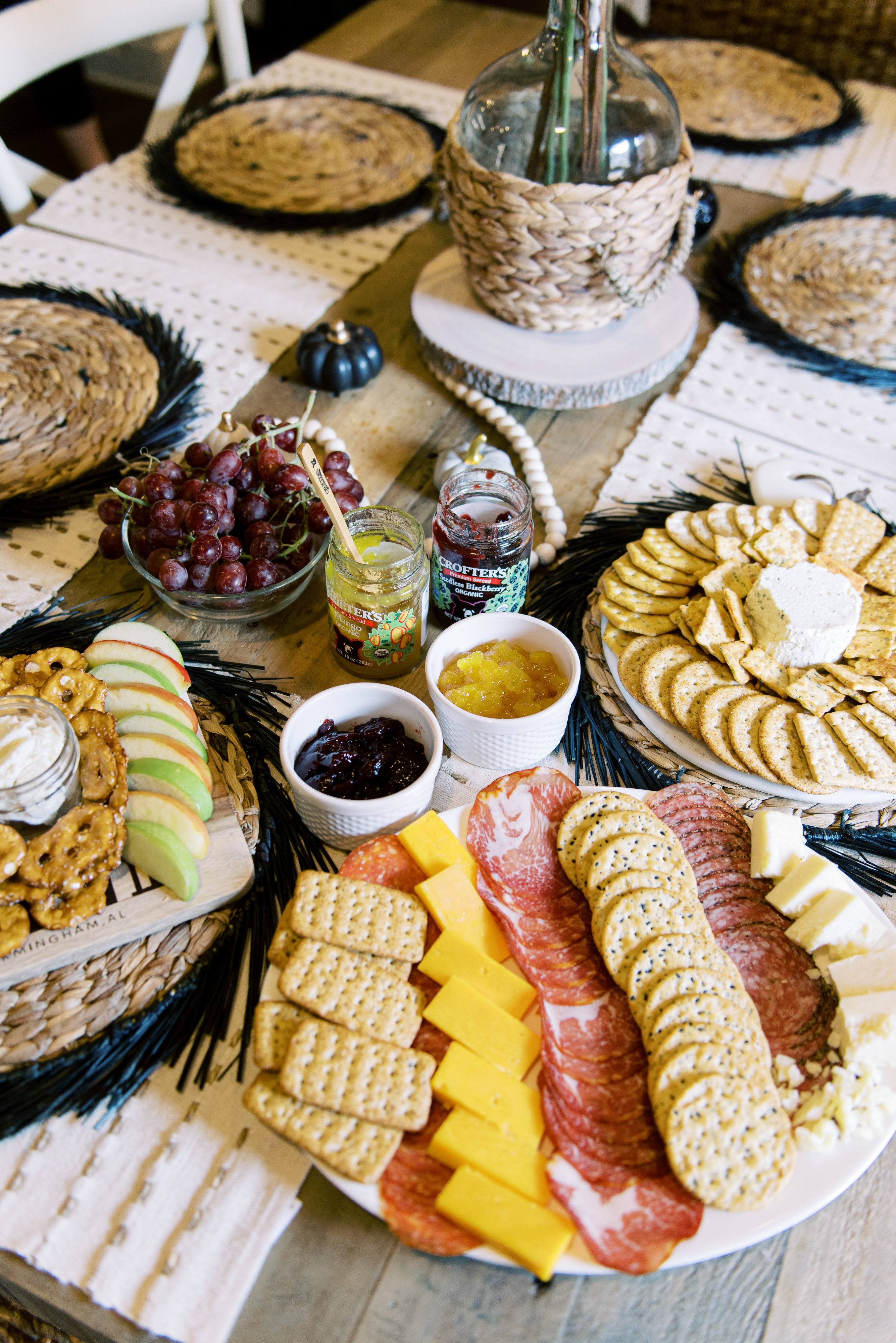 8 Essentials To Make The Perfect Fall Charcuterie Board by Life + Style Blogger, Heather Brown // My Life Well Loved