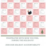 Holiday Workout: Holiday Honey Hustle Challenge Week 1