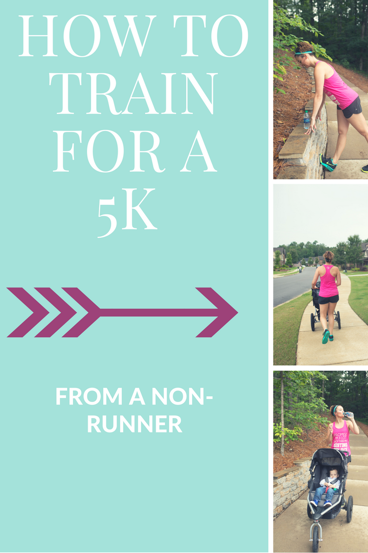 Running basics you need to know to Train for a 5k for Moms from Heather Brown of MyLifeWellLoved.com // Running Tips // How to start running // Stretching for runners // Mom and baby run and workout ideas