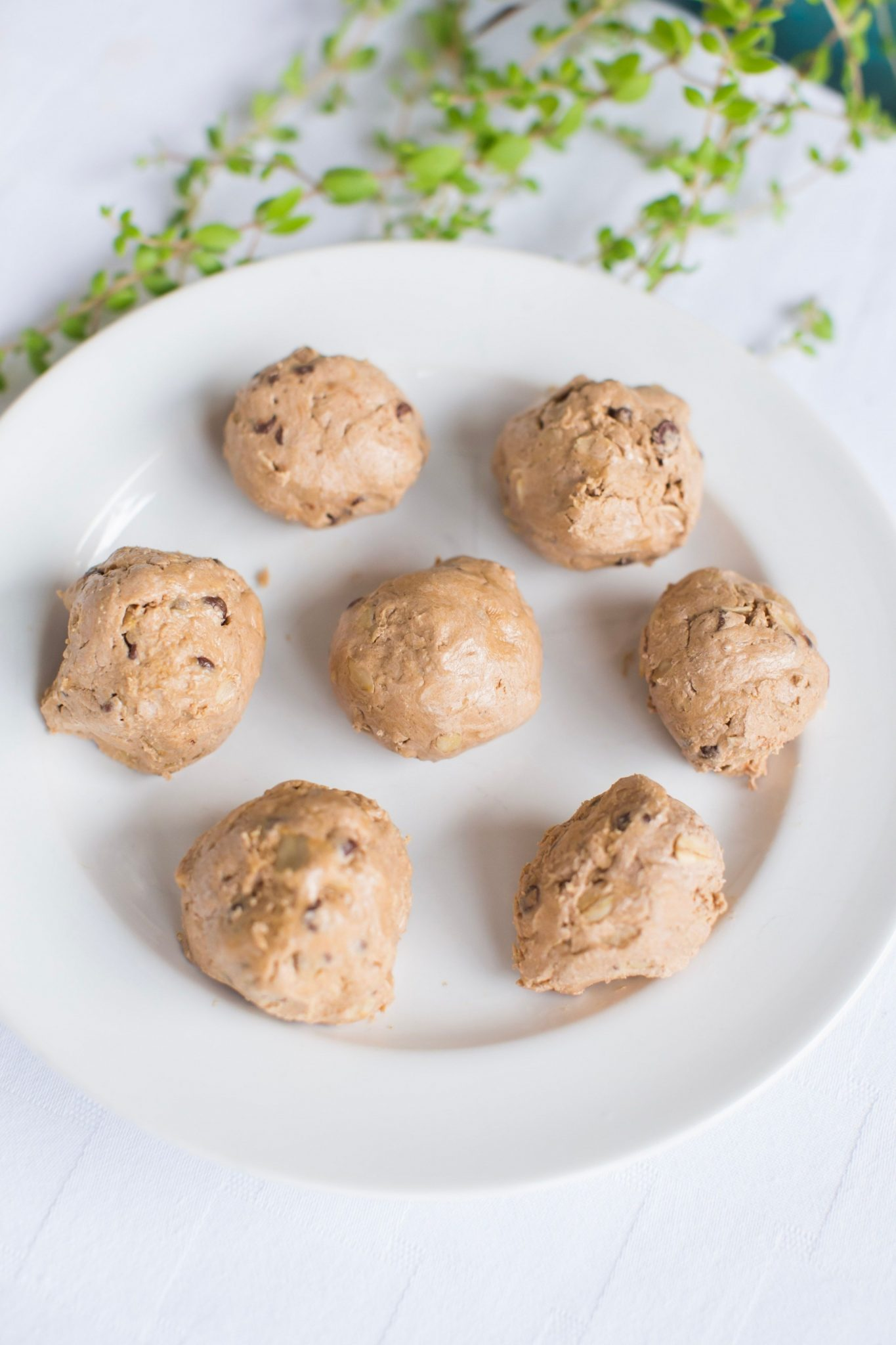Peanut Butter Balls Recipe featured by top US life, style and fitness blogger, Heather of My Life Well Loved.