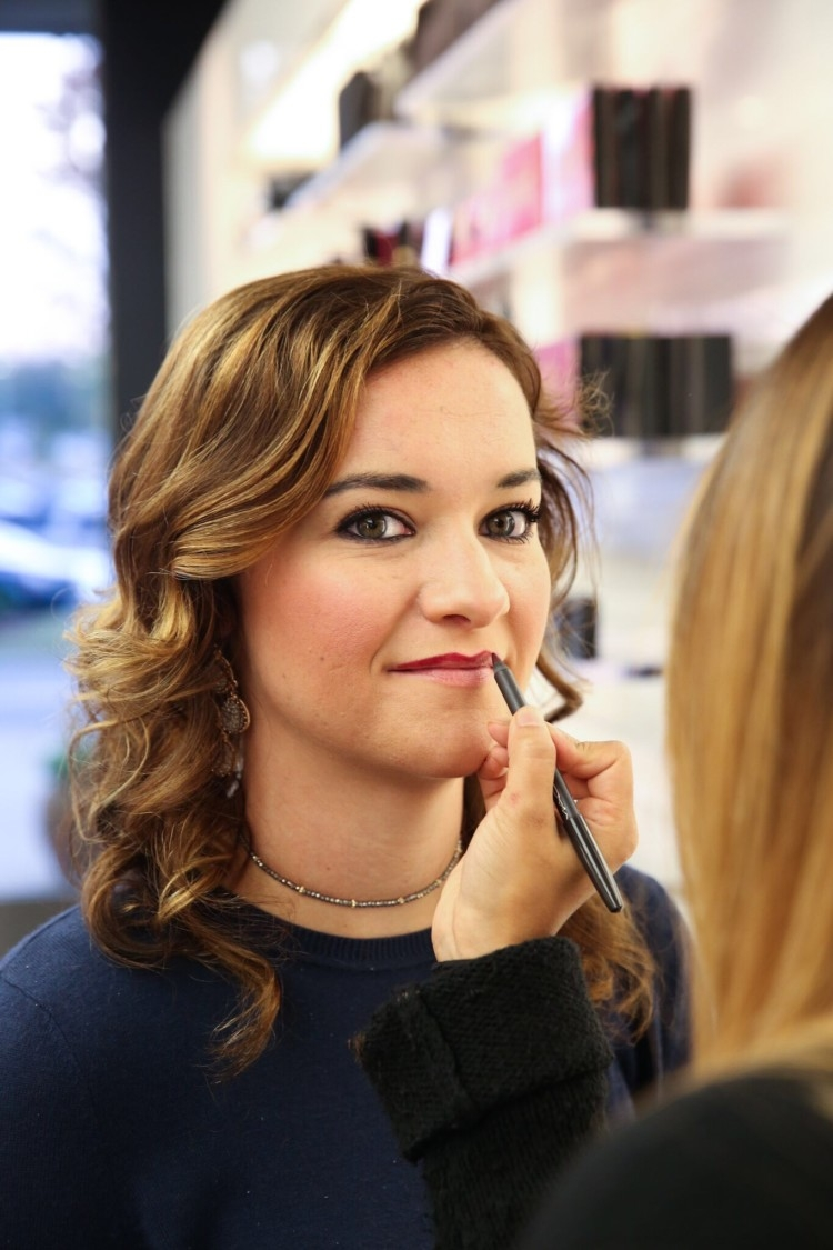 MAC Makeup Makeover with MyLifeWellLoved.com