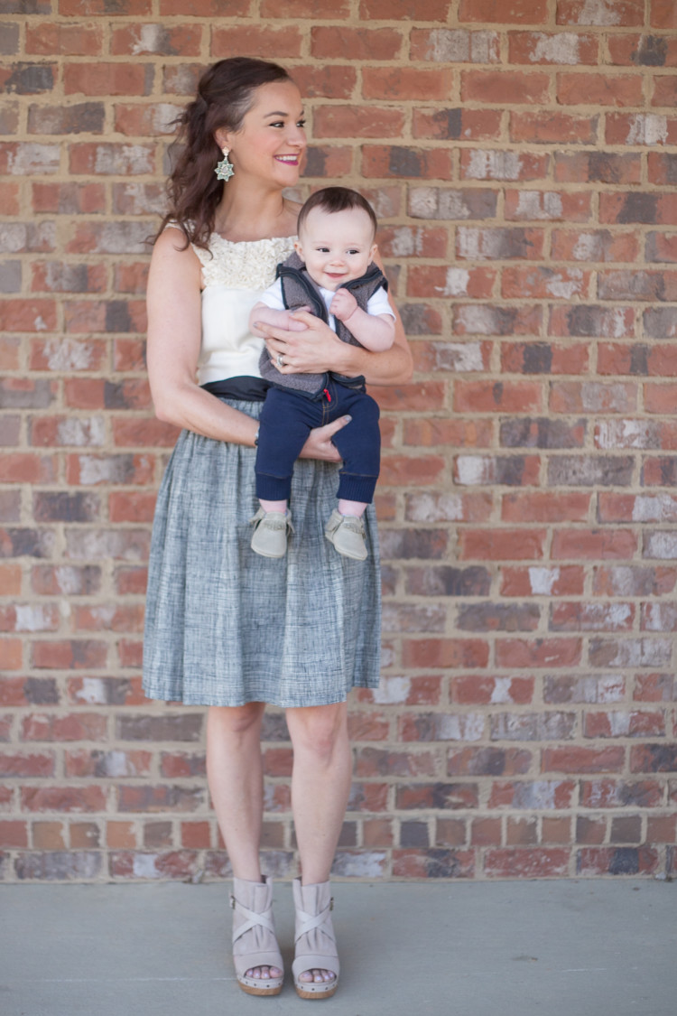 My Life Well Loved: Littles Style: Antelope Shoes