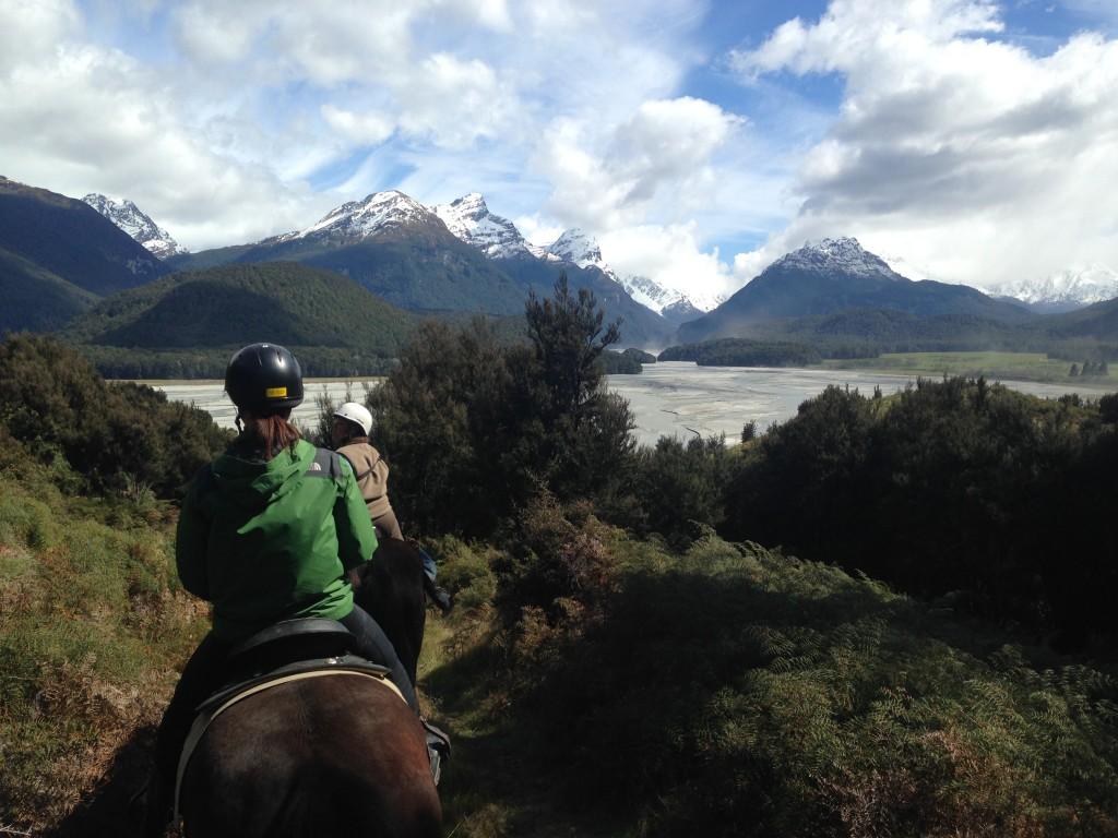 Horse Back Riding New Zealand