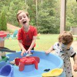 5 Super Fun Sensory Water Table Activities