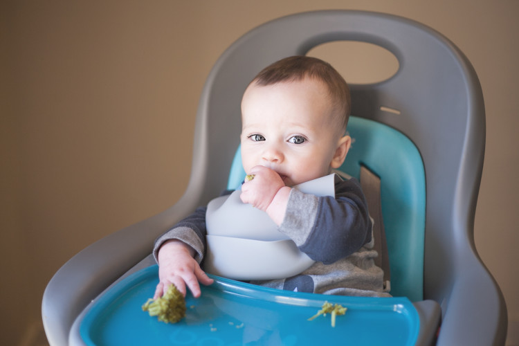 My Life Well Loved: Baby Led Weaning