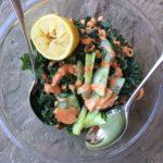 One Bowl Paleo Kale Salad