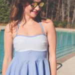 Abs Challenge: Mom-Friendly Bathing Suits