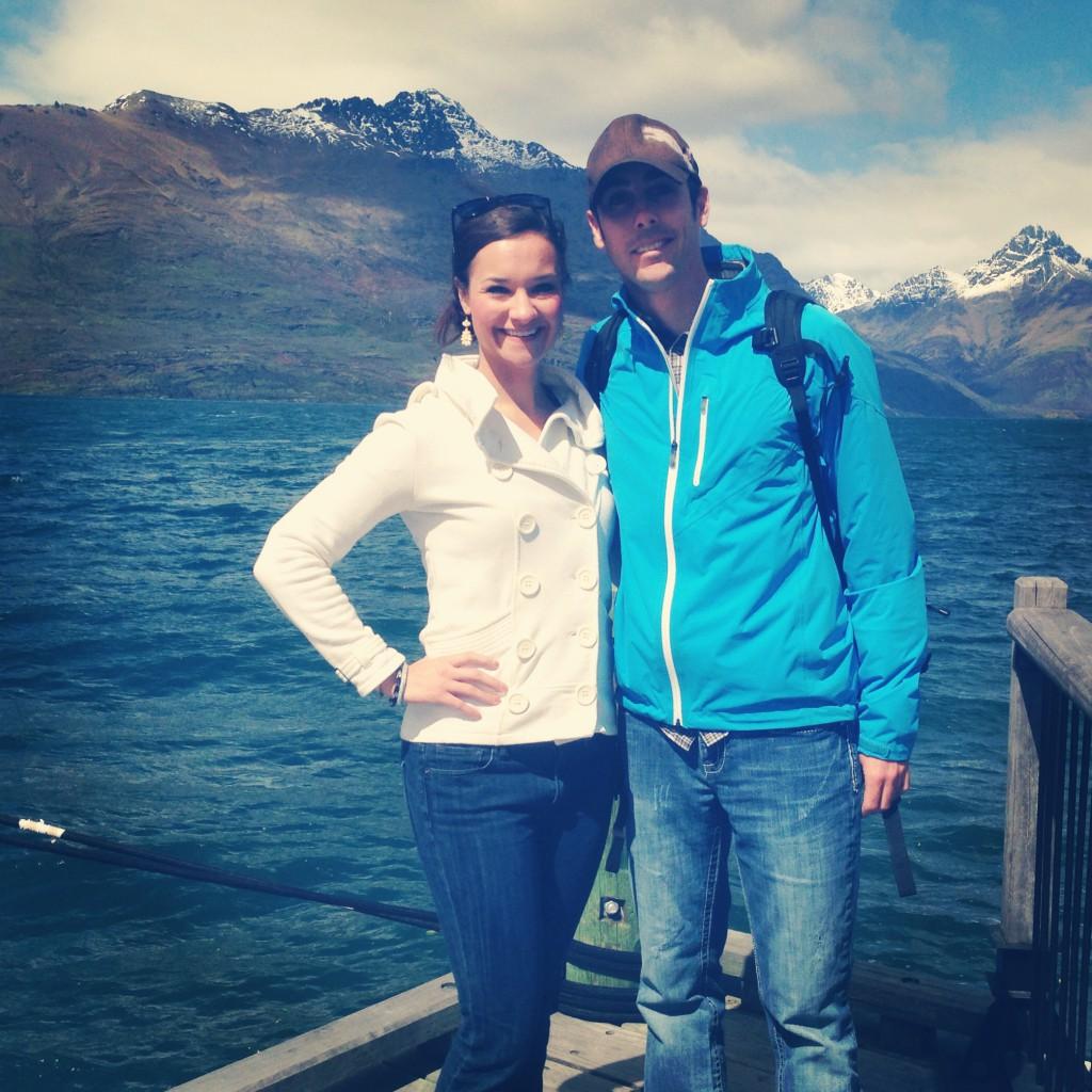 New Zealand Eric and Heather