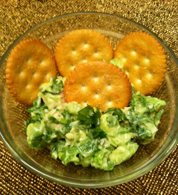 Avocado Chicken Salad with Lime & Cilantro - My Life Well Loved