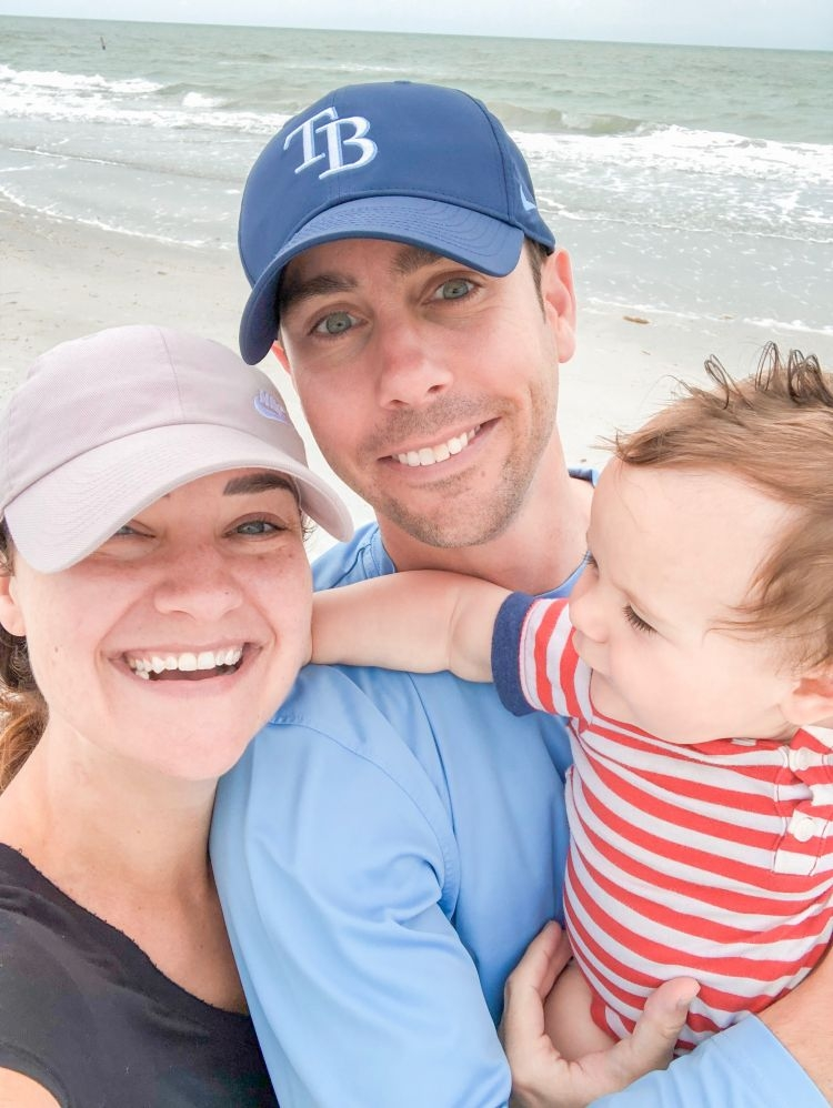 Baby Finn's 9 Month Update by Alabama Lifestyle & Mommy Blogger, Heather Brown // My Life Well Loved