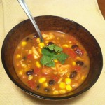 7 Can Taco Soup