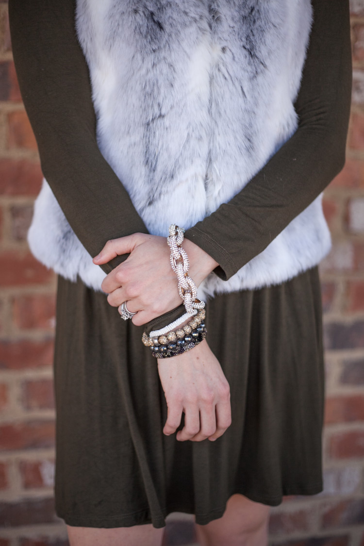 My Life Well Loved: Fur Fashion