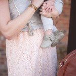 Littles Style: Freshly Picked Moccasins