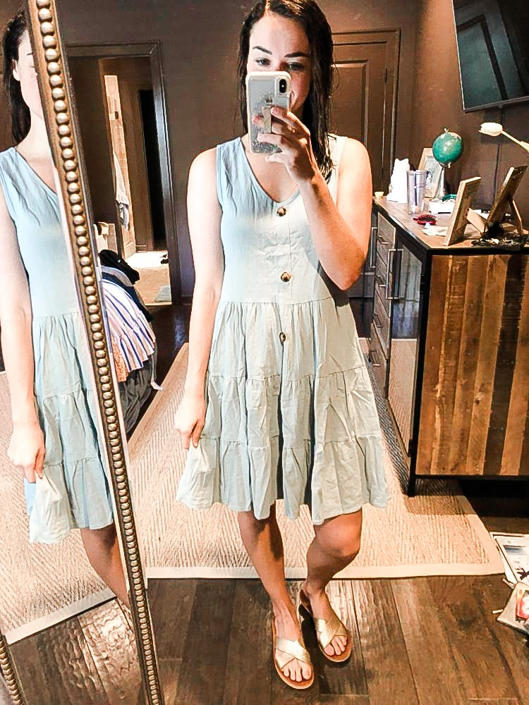 Amazon Summer Dresses by Alabama Life + Style blogger, Heather Brown // My Life Well Loved