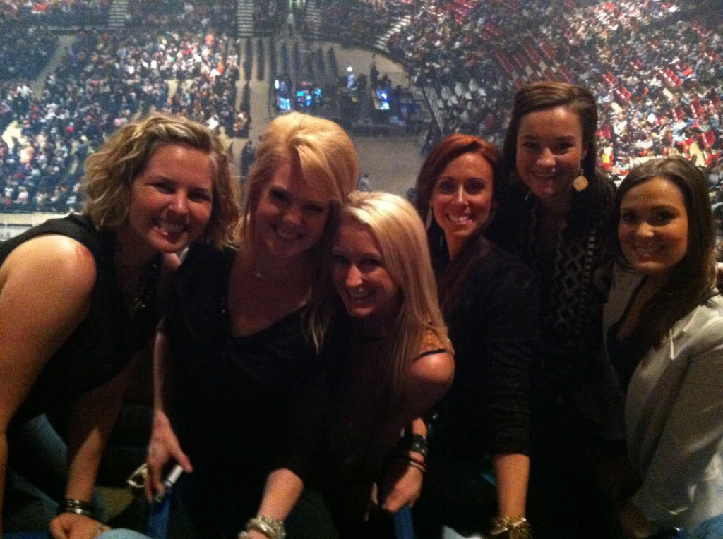 Girls Night Heather