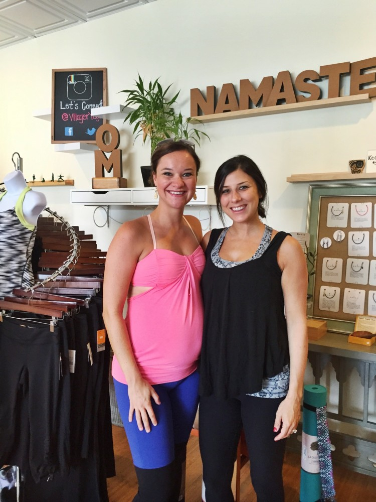 Prenatal Yoga: My Life Well Loved