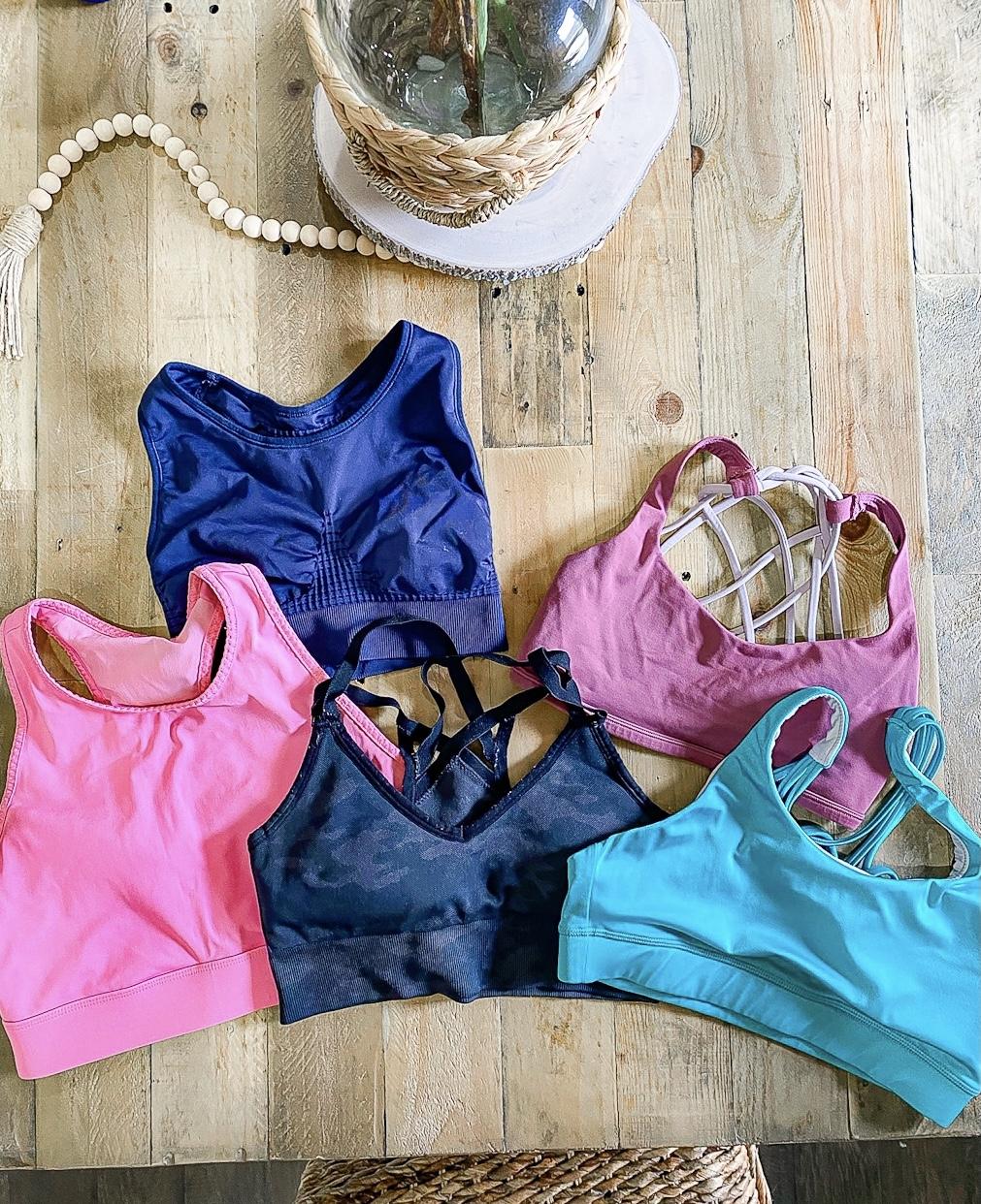 Best sports bras on Amazon