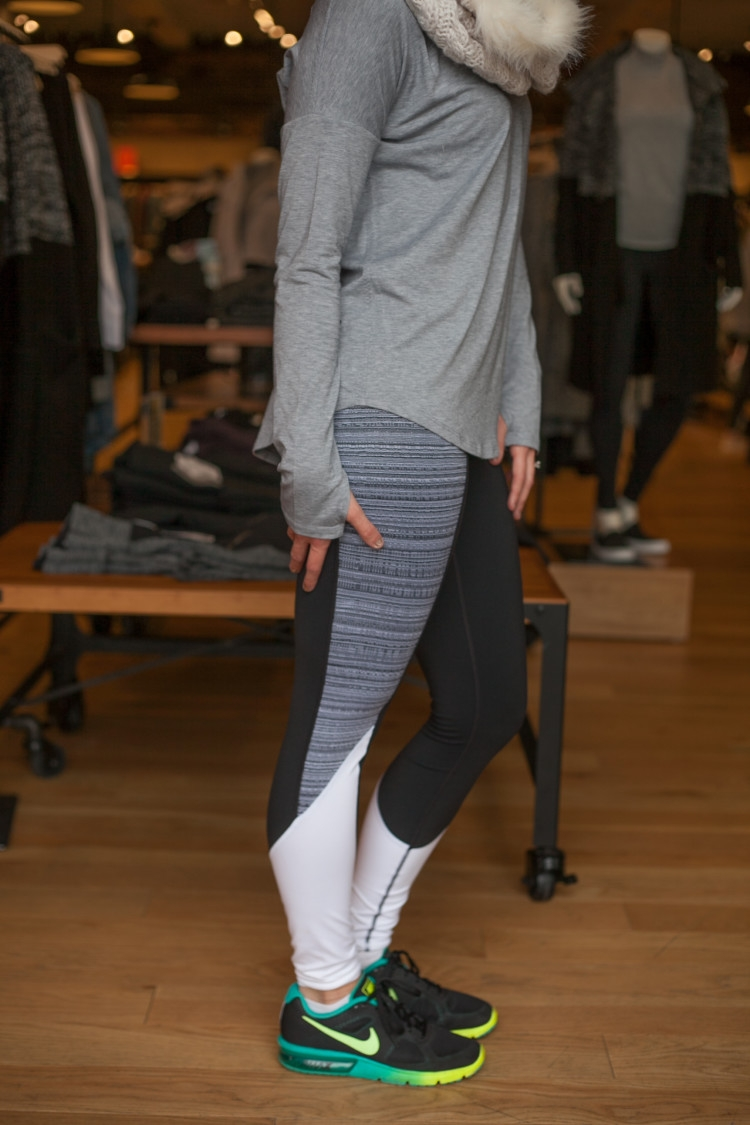 Pure Barre + Athleisure Wear from Healthy Lifestyle Blogger, Heather Brown of MyLifeWellLoved.com