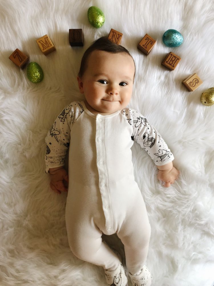 5ce7c491a Baby Finn s 7 Month Old Update - My Life Well Loved