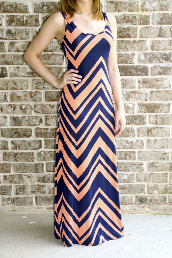 Auburn Dress