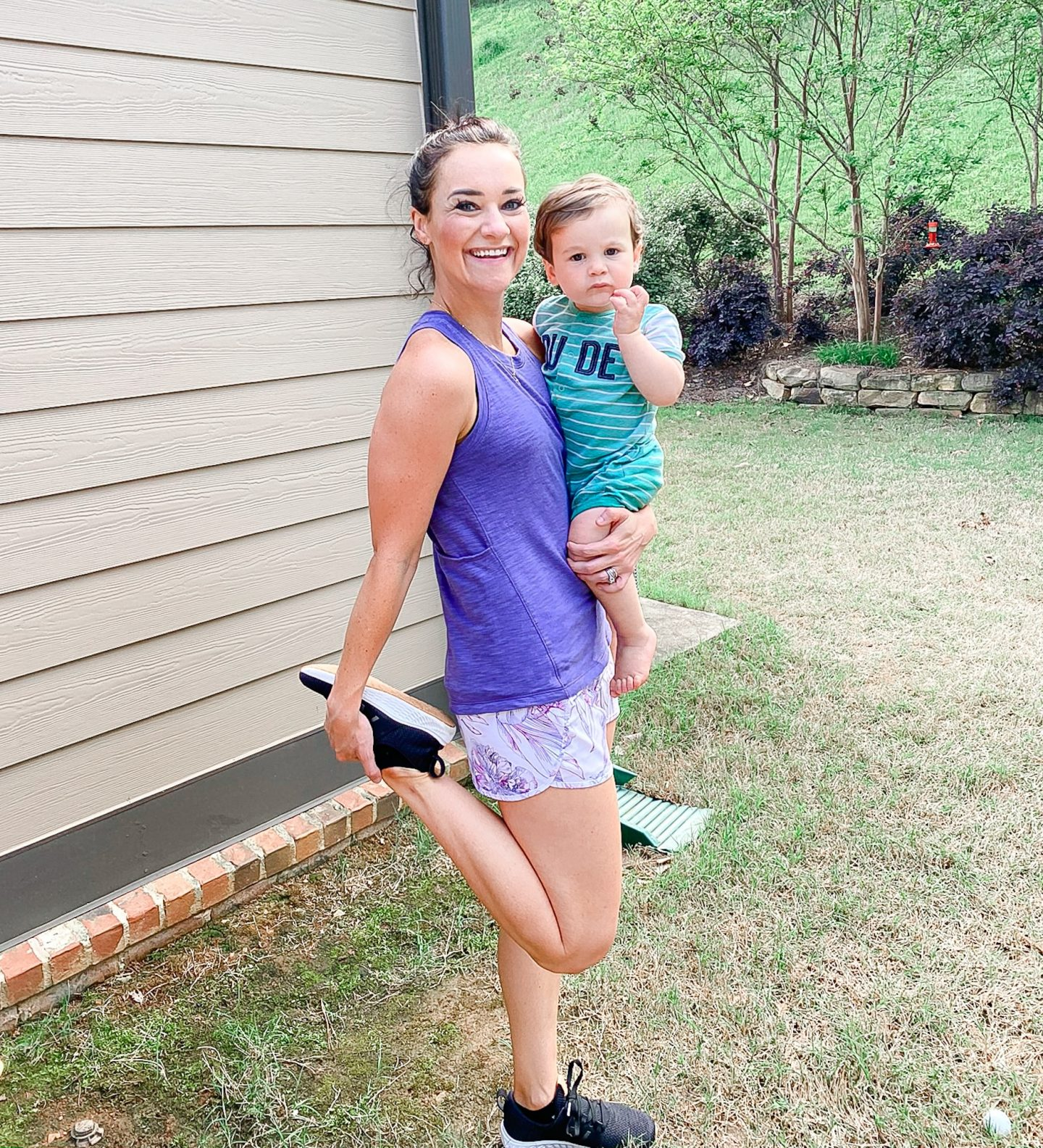 Best Online Barre Workout by Alabama Health + Fitness blogger, Heather Brown // My Life Well Loved