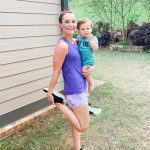 At Home Fitness: My Best Online Barre Workout Video For Moms