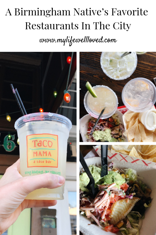 Sharing some can't miss spots to eat Birmingham by Alabama lifestyle + fashion blogger My Life Well Loved // #bestplacestoeat // #bestofbirmingham // #bham
