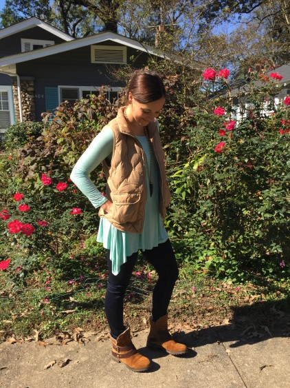 My Life Well Loved: Fit Chic Fashion