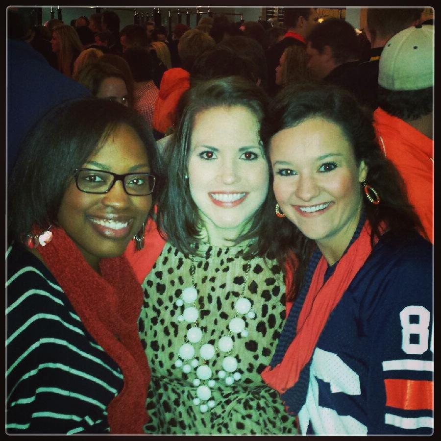 Auburn Girls Heather