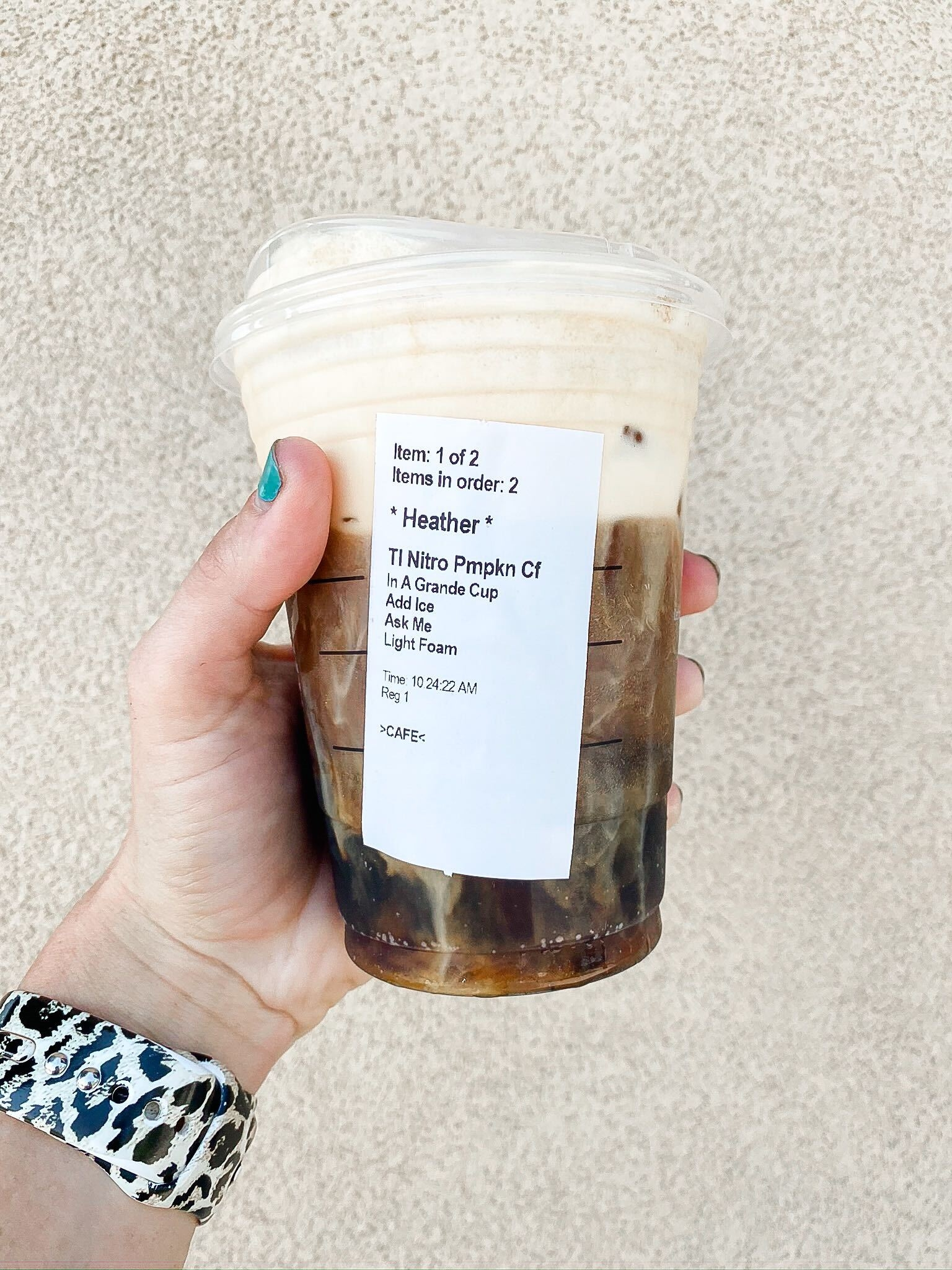 5 Macro Friendly Starbucks Drinks featured by top AL lifestyle blogger, My Life Well Loved