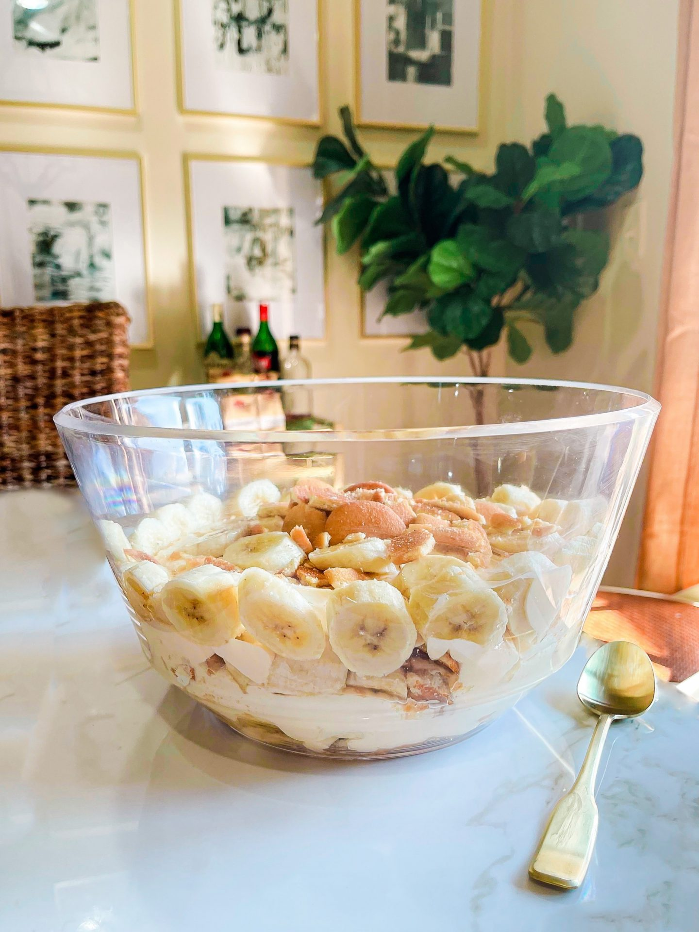 Dreamland BBQ Southern Banana Pudding (Copycat) by Alabama Food + Family blogger, Heather Brown // My Life Well Loved