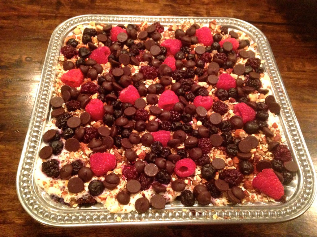 Dr Oz's Flat Belly Dessert | My Life Well Loved