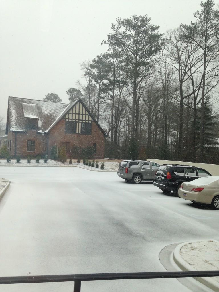 Birmingham, AL Snowmageddon