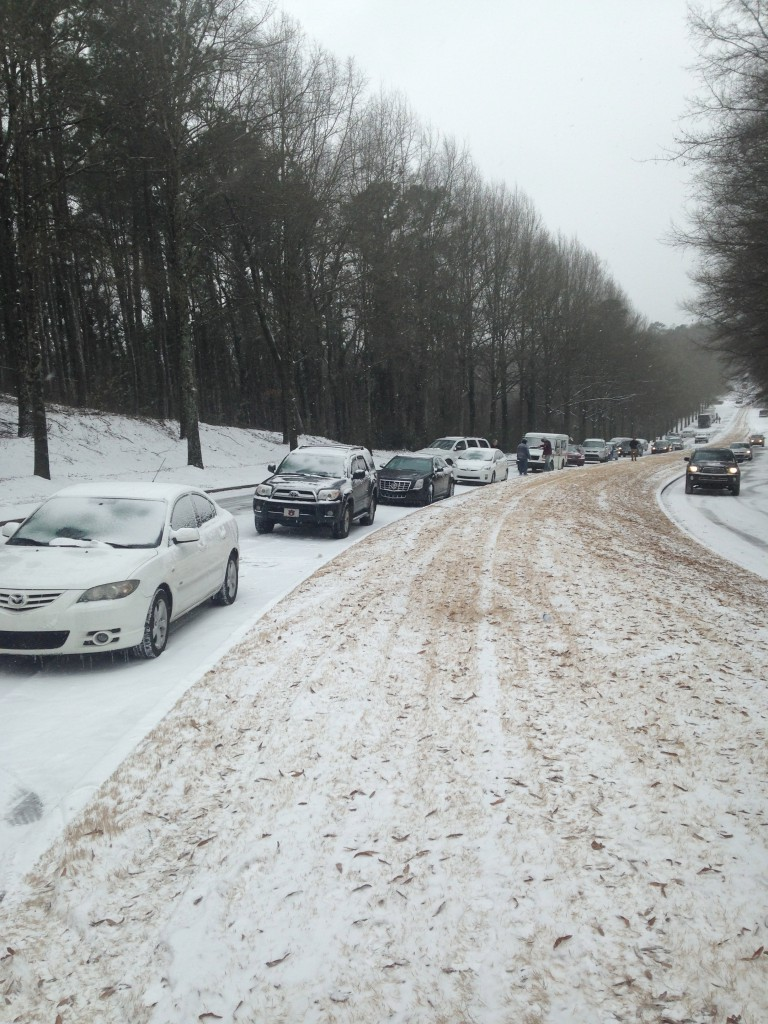 Birmingham Snowmageddon