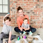 Sensory Activity Ideas: Rock Painting For Kids