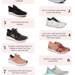 Round Up of the Best Athletic Shoes For Women And Why I Love Them