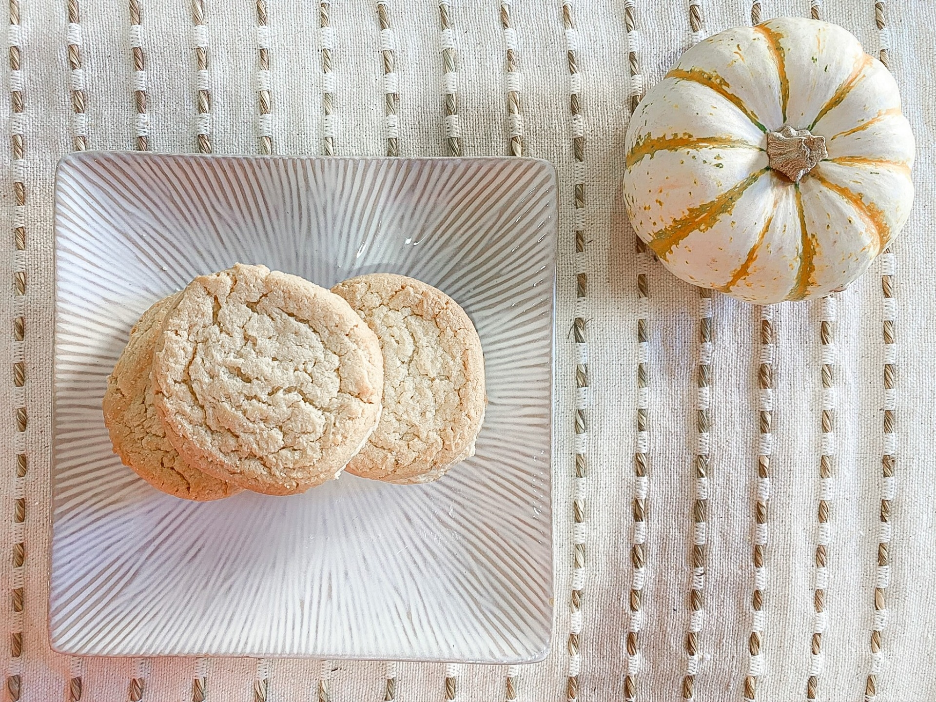 Pumpkin Peanut Butter Cookie Sandwiches by Alabama Food + Family blogger, Heather Brown // My Life Well Loved
